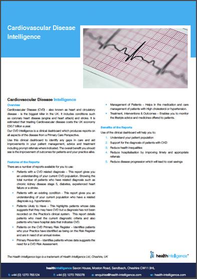 CVD-Datasheet