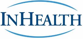 InHealth logo. parent company