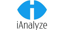 iAnalyze logo. partner company