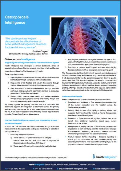 osteoporosis-data